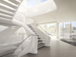 Zaha Hadid's New York apartments are now available to rent