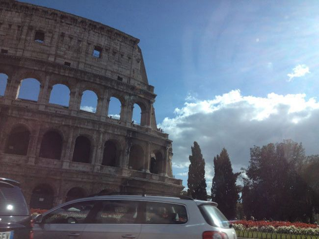A College Tourist's City Guide to Rome