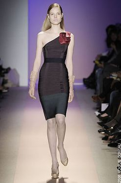 Herve Leger by Max Azria Ready-to-Wear Autumn/Winter 2008/09