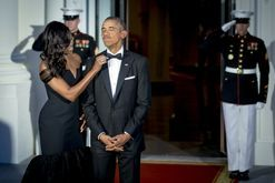 Barack Obama wore the same tuxedo for eight years and no one noticed
