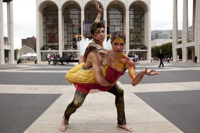 Dancer Ella Havelka swaps Bangarra for ballet