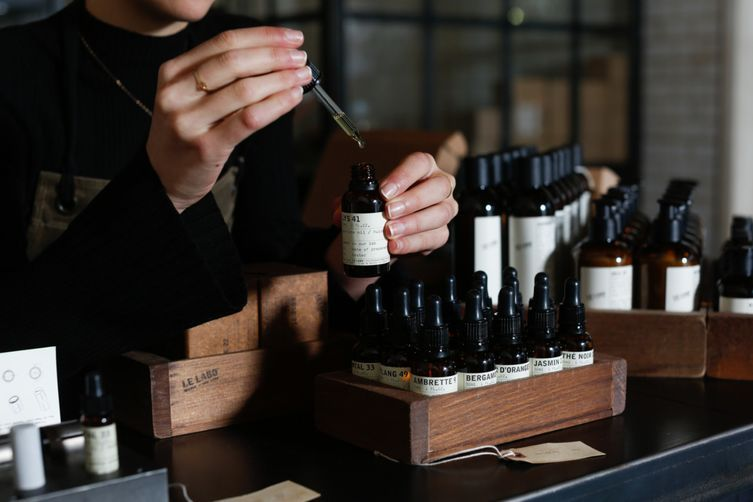 Everything you need to know about perfume from the team at Le Labo's new Melbourne store
