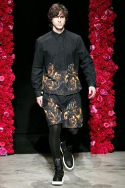 Givenchy Menswear Autumn/Winter 2011/12