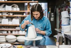 Australia's next big ceramicist on collaborating with the NGV and making it in the art world