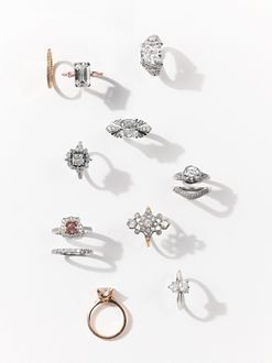 Clear cut: 12 timeless diamond engagement rings to bookmark now
