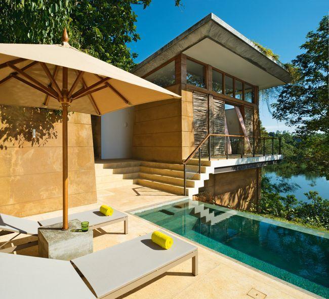 luxe hotel tour tri lanka sri lanka vogue living. Black Bedroom Furniture Sets. Home Design Ideas