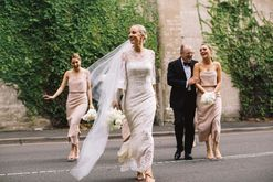 Inside a beauty PR's quintessential Sydney wedding