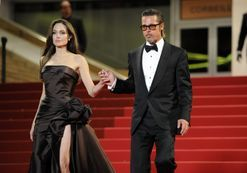 Angelina Jolie and Brad Pitt: Their love through images
