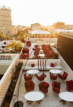 Barcelona's newest rooftop bar is a must-visit this European summer