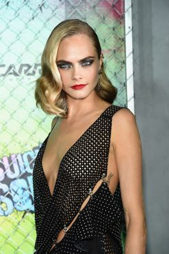 A Cara Delevingne documentary is coming