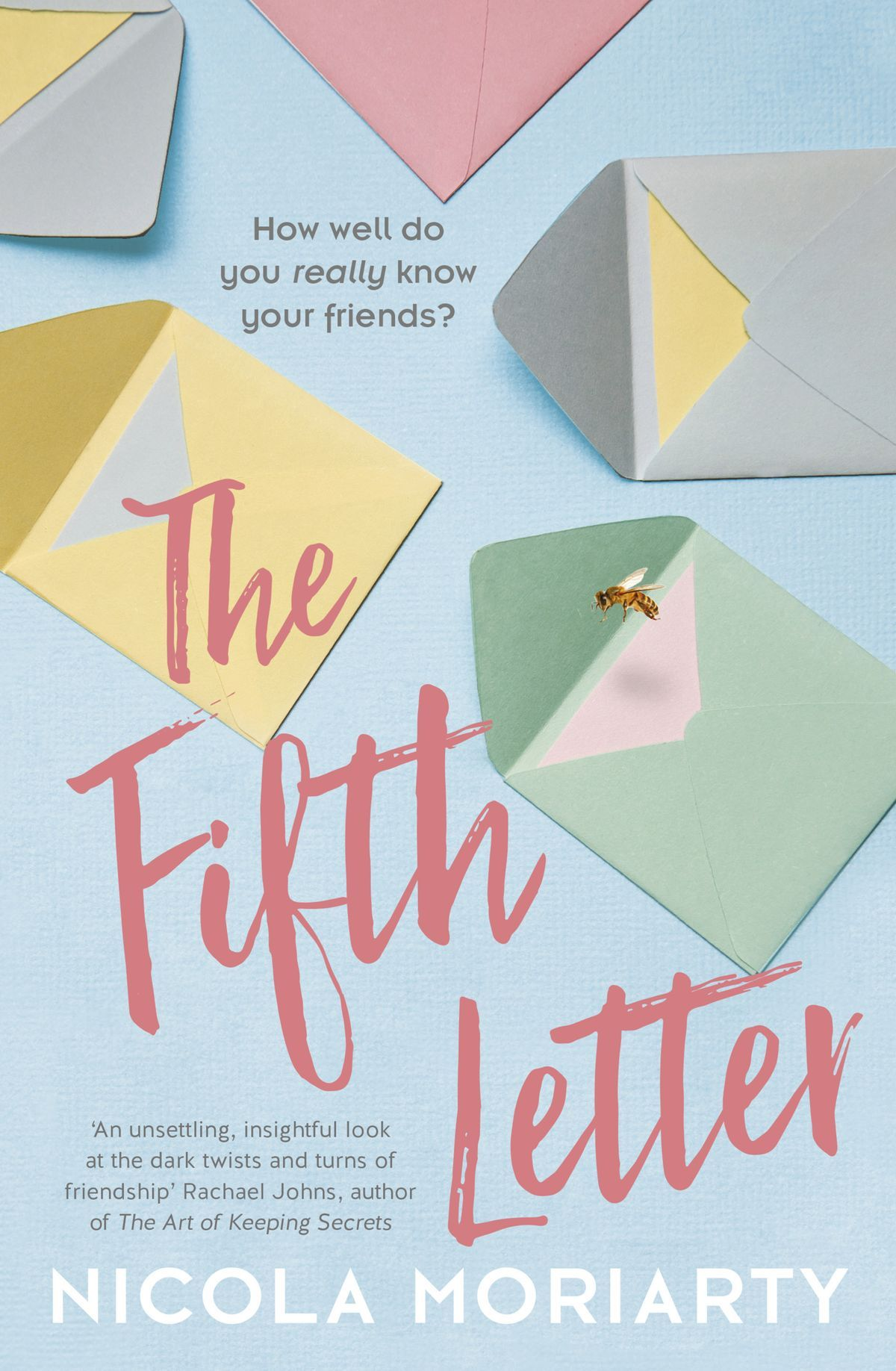 #VogueBookClub: Win Nicola Moriarty's The Fifth Letter