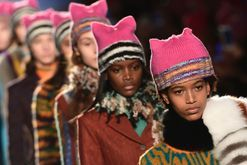Milan Fashion Week: Missoni just put Pussy hats on the runway
