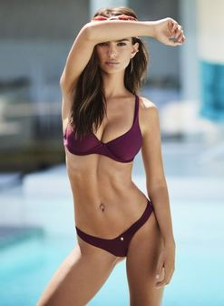 Emily Ratajkowski is the new face of this Australian swimwear label