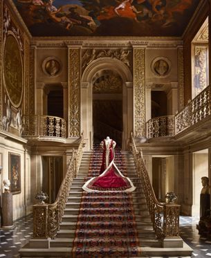 FashioningChatsworth with personality and grandeur