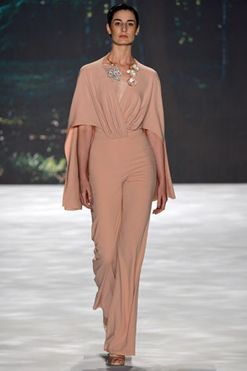 Badgley Mischka Ready-to-Wear S/S 2013