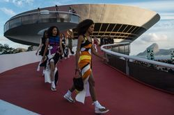The most spectacular fashion show sets of the 21st century