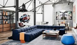 House tour: an industrial-style Melbourne home