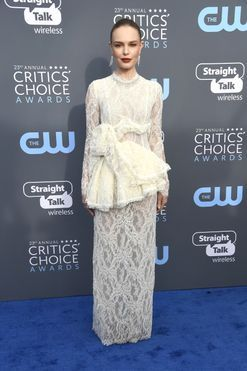 The Vogue team's best dressed of the 2018 Critics' Choice Awards