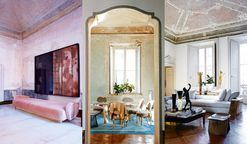 House tour: a Milanese palazzo beautifully stripped back to its roots
