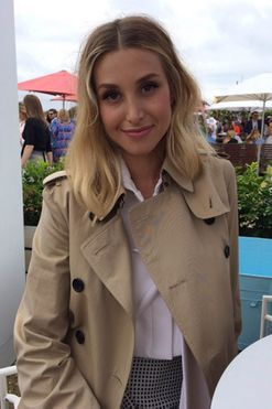 Whitney Port on wedding planning, reality television (yes, The Hills) and more