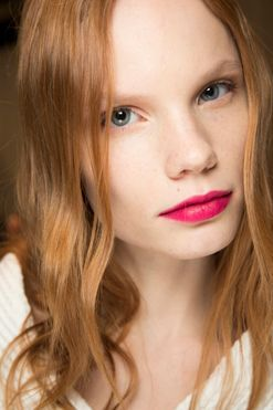 Bride-to-be: 16 hair and beauty looks from fashion week to take to your make-up trial