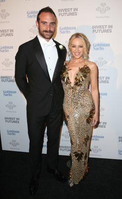 Kylie Minogue's engagement is basically confirmed