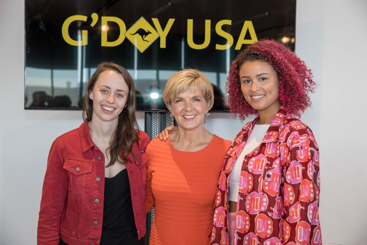 Stars set to be honoured at the annual G'Day USA gala