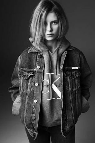 Kate Moss's sister Lottie is in a Calvin Klein campaign
