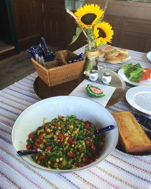 Recipe: Cindy Crawford's summer salad