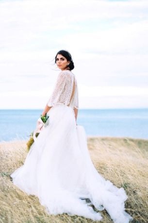 Greta Kate On What You Should Know Before Your First Wedding Dress Fitting