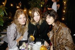 This is what you wear to an Isabel Marant party