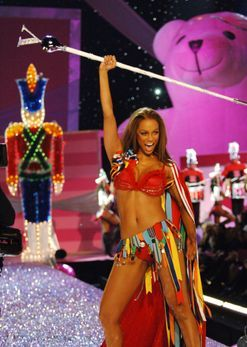 15 models who walked in the Victoria's Secret show you have forgotten about