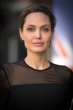 "Angelina Jolie breaks silence over Brad Pitt divorce: ""I cry in the shower"""