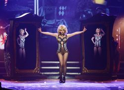Britney Spears concert forces Israel to change election date
