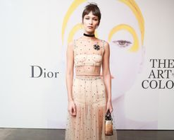 Inside Dior's Art of Colour model-filled party