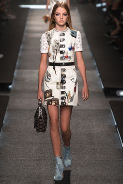 Louis Vuitton ready-to-wear spring/summer '15