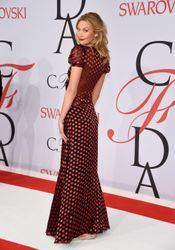 CFDA Awards 2015: what they're wearing
