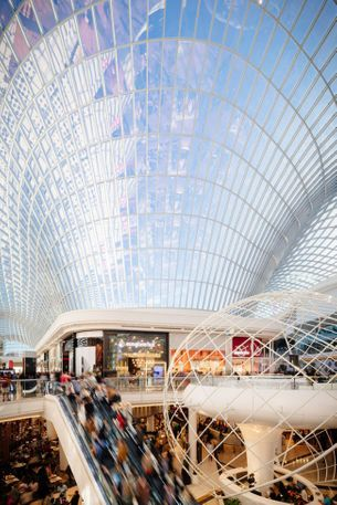 Australia's most luxe shopping precinct is in Melbourne