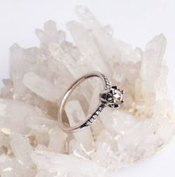 Engagement ring energy cleansing: It's a thing