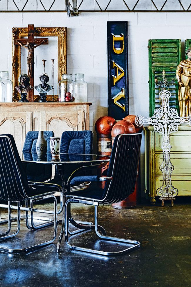 The Melbourne Vintage Store That Mixes Antiquated And