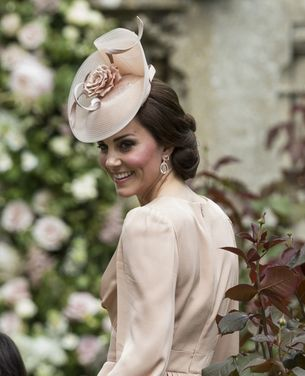 Kate Middleton was responsible for Pippa Middleton's wedding stationery