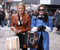 Blake Lively and Leighton Meester were not friends off the Gossip Girl set