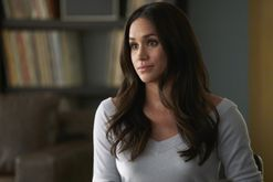 Meghan Markle on why she became an actress