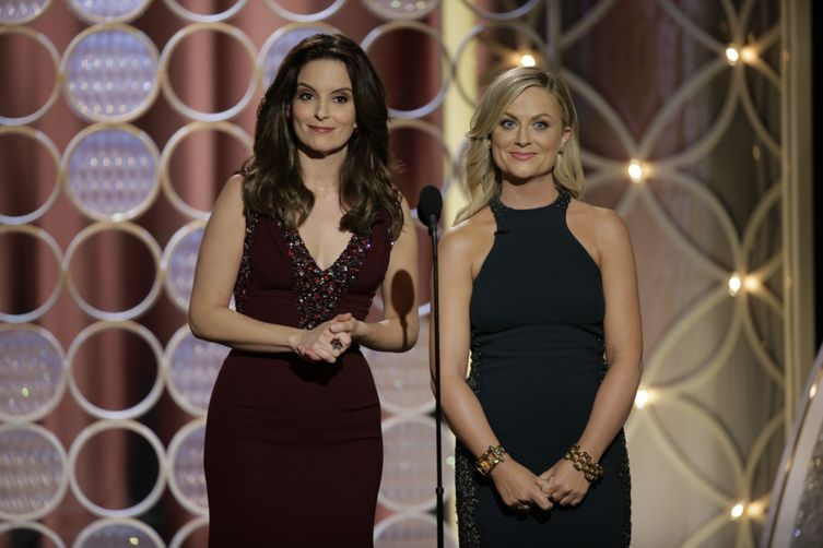 Why the Oscars and Golden Globes need female hosts this year