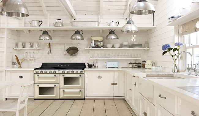 Eight picture perfect hamptons kitchens to inspire your for Picture perfect kitchens