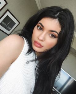 This is Kylie Jenner's current beauty routine