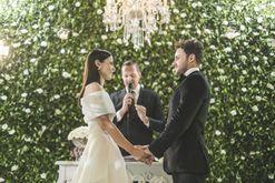 Inside a glittering Brazilian wedding