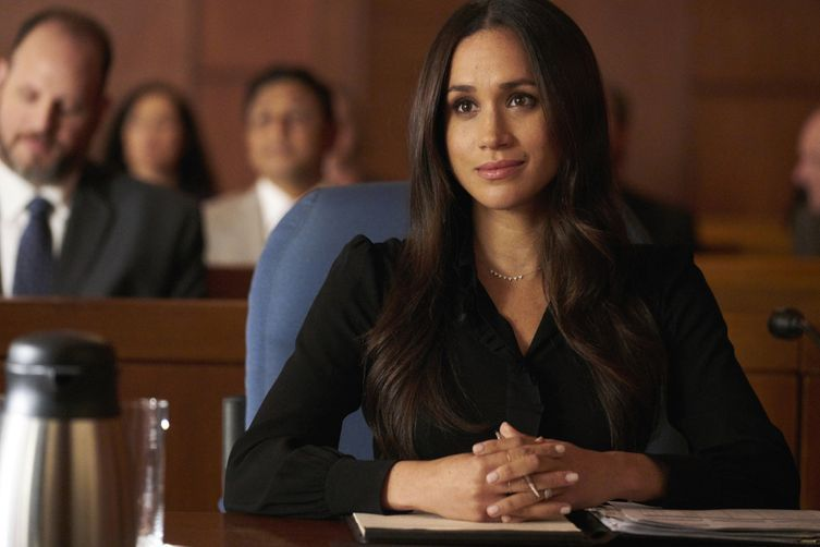 Meghan Markle is leaving Suits