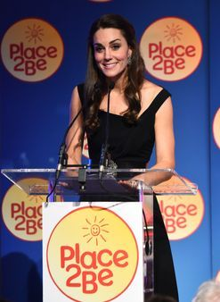 "Kate Middleton gives moving speech: ""Even the luckiest people can face great challenges"""