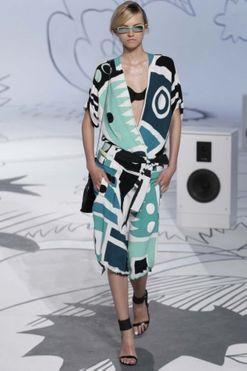 Diane von Furstenberg Resort 2012